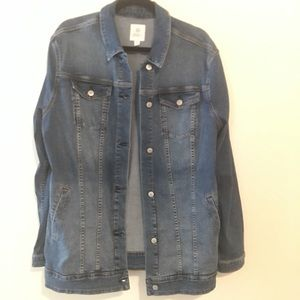LuLaRoe Jaxon Denim Jacket